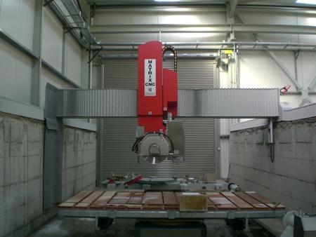 Brückensäge Matrix CNC